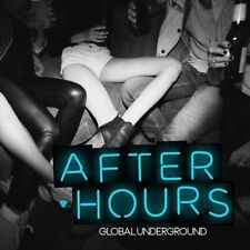 GLOBAL UNDERGROUND: AFTERHOURS 8 - NEW CD COMPILATION