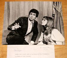 JANET AGREN HOWARD ROSS foto di scena 24x30 originale 1974 L'ASSASSINO HA RIS...