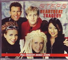Steps Heartbeat Tragedy CD single (1998)