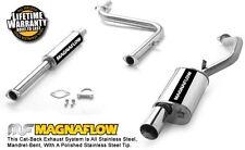 MAGNAFLOW 2001-2005 MITSUBISHI ECLIPSE 2.4L / 3.0L V6 CATBACK EXHAUST SYSTEM