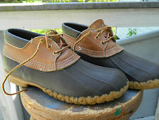 1980's Maine Hunting Shoe by LL Bean / US Woman's size: 11 / Made in USA / Used