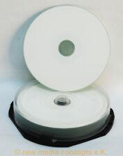 DVD-R 4,7 GB Bedruckbar in Photoqualität Water Guard 10 Stück