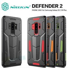 For Samsung Galaxy S9 Plus Shockproof Tough Armor Hybrid Protective Case Cover