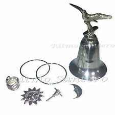 Herramientas de OBATALA Campana Tools Set Yoruba Santeria Orisha Religion Ifa