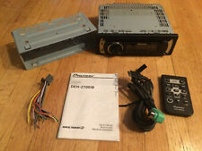 Pioneer Deh-2100 Car Stereo (Working) with manual, remote, ipod cable, harness