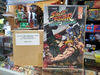 WHOLESALE LOT OF 50 STREET FIGHTER Comic book LootCrate Exclusive CAPCOM SEALED