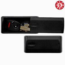 Key Magnetic Hide Lock Case Storage Holder Large Box Safe Store Locker Home Car