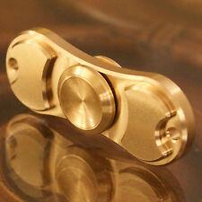 STAINLESS METAL HAND SPINNER FIDGET CERAMIC HYBRID BEARING DESK TOY 3 MIN SPIN