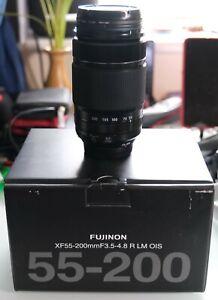 Fujifilm Fujinon XF 55-200mm