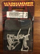 WOOD ELF WARDANCERS X3 WARHAMMER NUOVO IN BLISTER METALLO ELFI Games Workshop