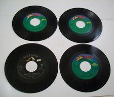 Neil Sedaka - 45RPM Single Vinyl Record - LOT OF 4