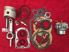 ENGINE REBUILD KIT for 8HP KOHLER  K181 and M8 w/Free Carburetor and tune up