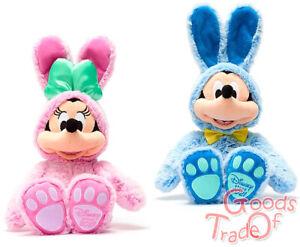 DISNEY - Mickey und Minnie Mouse / Ostern / Maus 2021 / Limitiertes Kuscheltier