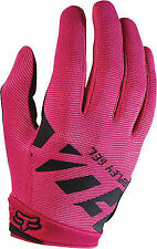 New Fox Racing Ripley Gel Glove Women's Medium Pink