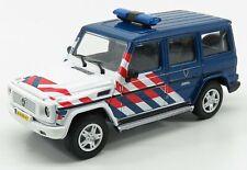 Mercedes-benz Classe-g Militärpolizei Olanda 1 43 Cararama