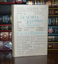 Beautiful and Damned Other Stories by Scott Fitzgerald New Leather Feel