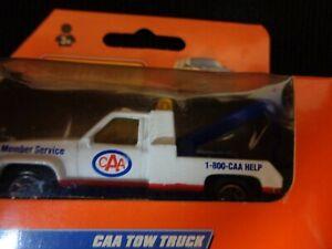 MATCHBOX - CAA GMC TOW TRUCK - CANADIAN AUTOMOBILE ASSOCIATION - RARE - NEW