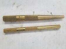 MAC Tools  Brass Drift Punch Set