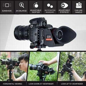 Optischer Sucher passend für Canon 5Ds Nikon D850 Fujifilm Olympus More Model