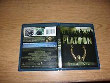 Platoon (Blu-ray Disc, 2011) No Digital