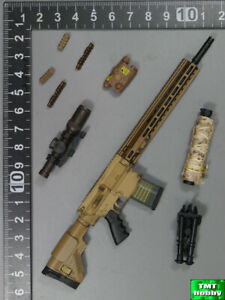 1:6 Scale ES 26030B Special Mission Unit Tier 1 Part X - 417 7.62 Marksman Rifle