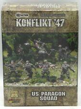 Konflikt '47 452010402 US Paragon Squad (United States) Super Soldier Infantry