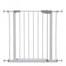 hauck 597125 Türschutzgitter Squeeze Handle Safety Gate WEISS