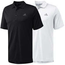 Adidas Golf Men's Performance Solid Polo Shirt NEW