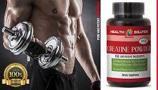 Bodybuilding Supplements - CREATINE POWDER 100g - Post Workout - Sport 1 Bottle