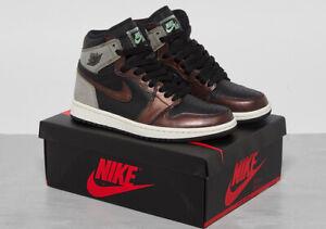 "Nike Air Jordan 1 Retro High OG Rust Shadow ""Patina"" Men's Size 12 Deadstock."