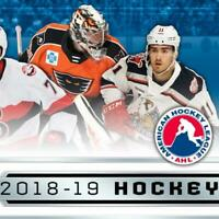 2018-19 Upper Deck AHL Hockey Base & Inserts Pick Your Cards/Make a Lot NM-MT