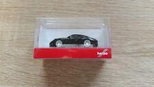 Herpa 038638-002 - 1/87 Porsche 911 Carrera 4 S-Noir Intense Metallic-NEUF
