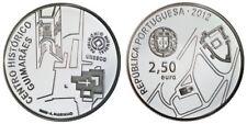 PORTUGAL 2,50 euro 2012 S/C Centro Historico GUIMARAES - UNESCO