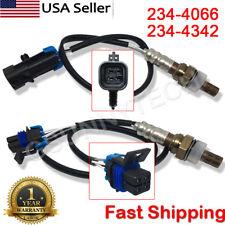 New 234-4066 234-4342 Oxygen O2 Sensor 1 Sensor 2 For 2005-2007 Saturn Ion USA