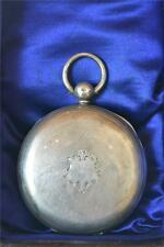 1850-1899 Antique Solid Silver Pocket Watches/Chains/Fobs