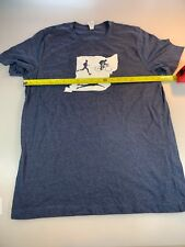 Canvas Casual Triathlon T Shirt Large L (6560-1)