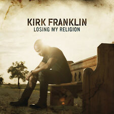 Losing My Religion - Kirk Franklin (2015, CD NEU)
