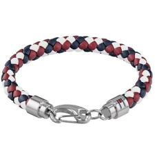 96dda7a680a43 White Leather Costume Bracelets for sale | eBay