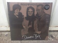 Motorpsycho Demon Box TRASPARENTE Vinyl 2x Lp Limited Edition ONLY 500 Rare