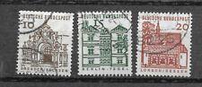 3304 - Bund - Rollenmarken Mi-Nr.  454 - 456       gestempelt