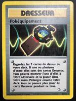 Carte Pokemon POKEQUIPEMENT 88/111 Rare Néo Génésis Wizard FR