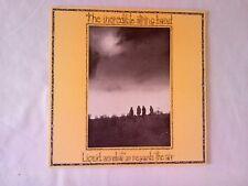 Incredible String Band Liquid Acrobat Regards The Air EX Vinyl Record ILPS 9172
