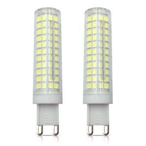 G9 LED Light bulb 10W 110V/220V 136-2835 SMD Ceramics Light Equivalent to 100W