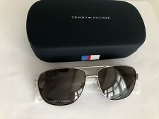 Tommy Hilfiger Men's Sunglasses Brand New With Hard Case 100% Authentic Product