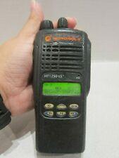 Motorola HT1250 LS+ UHF 4W 450-512MHz Two Way Radio  AAH25SDH9DP5AN