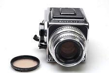 Hasselblad 500 C/M + Carl Zeiss Planar 80mm f2.8