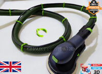 Festool D 27 D36 cable clips smooth antistatic suction hose 2018 CTL Midi/Mini