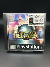 Legend of Legaia PS1 Case only PAL