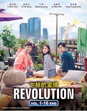Korean Drama: Revolution (Revolutionary Love) | TV Series | DVD | Eng Sub