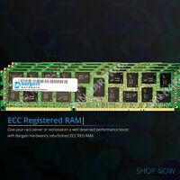 HP DL380 G7 DDR3 ECC 12800R 14900R Server RAM: 16GB PC3 Memory 128GB - 384GB